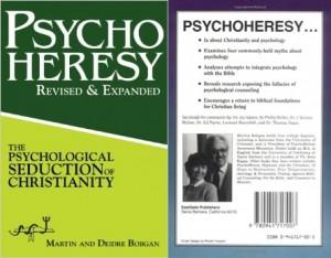 Psiho-erezia - carte si autori - Psihologia si crestinismul
