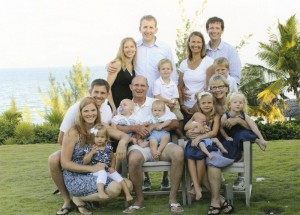 Ted Wilson & familia laodiceana