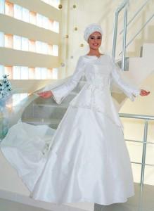 Rochie mireasa in Islam