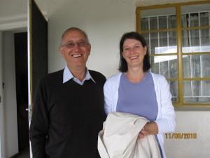 Walter Veith & sotia Sonia