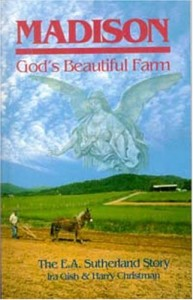 Madison-God's Beautiful Farm - the book