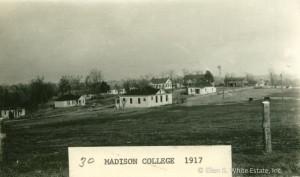 Scoala Madison 1917, materializand principiul autosustinerii