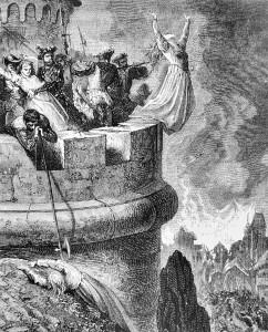 anticrist si persecutarea sfintilor - masacrul valdenzilor de la Merindol
