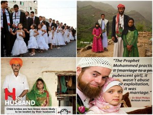 fetite mirese in religia musulmana
