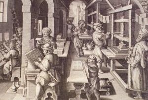 Tiparul Gutenberg