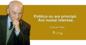 Octavian Paler despre politică