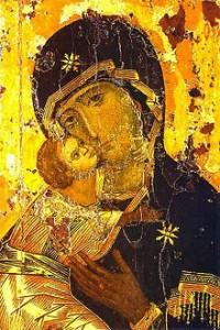 Preacinstirea Maicii Domnului - Maria_si_Iisus